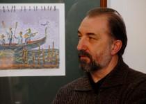 Герман Паштов, открытие выставки