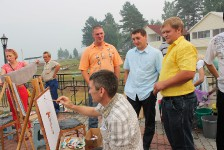 Заводу SCAD 10 лет мастер-класс