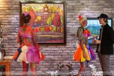 Праздник в честь открытия галереи АйнАрта
