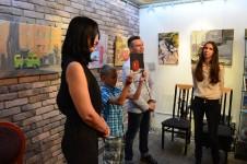 Выставка Василия Аникина