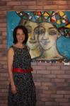 Ирина Верпета, выставка
