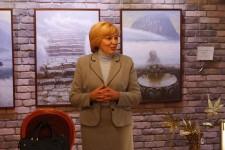 Константин Войнов, открытие выставки